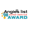 Angie's List Super Service Award 2008